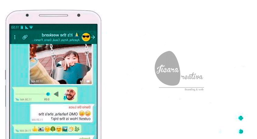 Guarda un chat importante en Whatsapp fácil y rápido