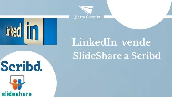 LinkedIn vende SlideShare a Scribd