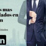 ¿Cuáles son los empleos mas demandados en LinkedIn? 2020