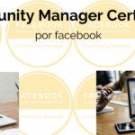 Certificación de Community Manager por Facebook