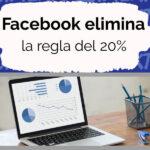 Facebook elimina el límite de 20% de texto en las imágenes de anuncios