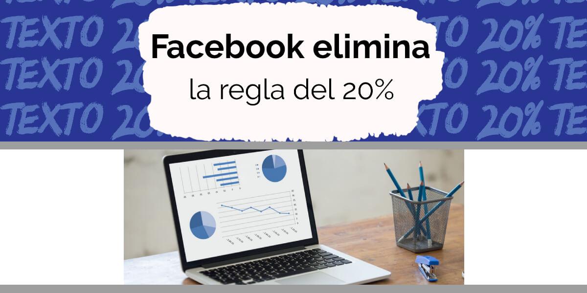 FB quita límite de 20%