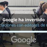 Google invierte mil millones de dólares en asociaciones con editores de noticias